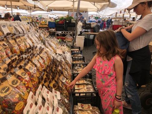 Shopping in Campo de Fiori